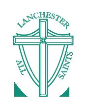All Saints Lanchester logo