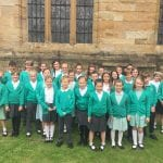Choir Performance at Durham Cathedral
